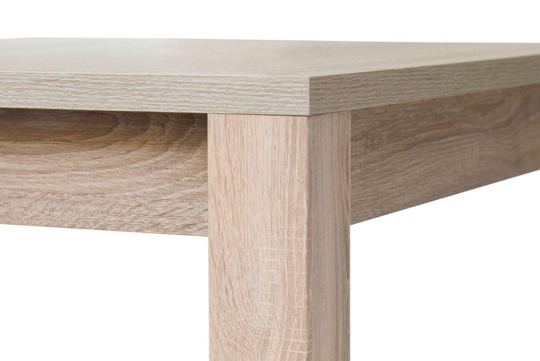 esstisch sabus gro ausziehtisch ausziehbar bis 240 cm sonoma eiche neu ebay. Black Bedroom Furniture Sets. Home Design Ideas