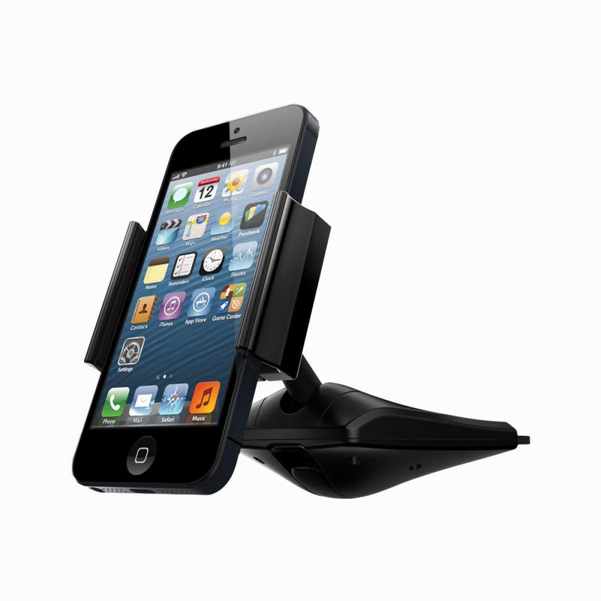 ppyple universal kfz auto cd schlitz slot halter halterung handy smartphone. Black Bedroom Furniture Sets. Home Design Ideas