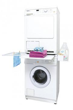 verbindungsrahmen f r waschmaschine trockner mit. Black Bedroom Furniture Sets. Home Design Ideas