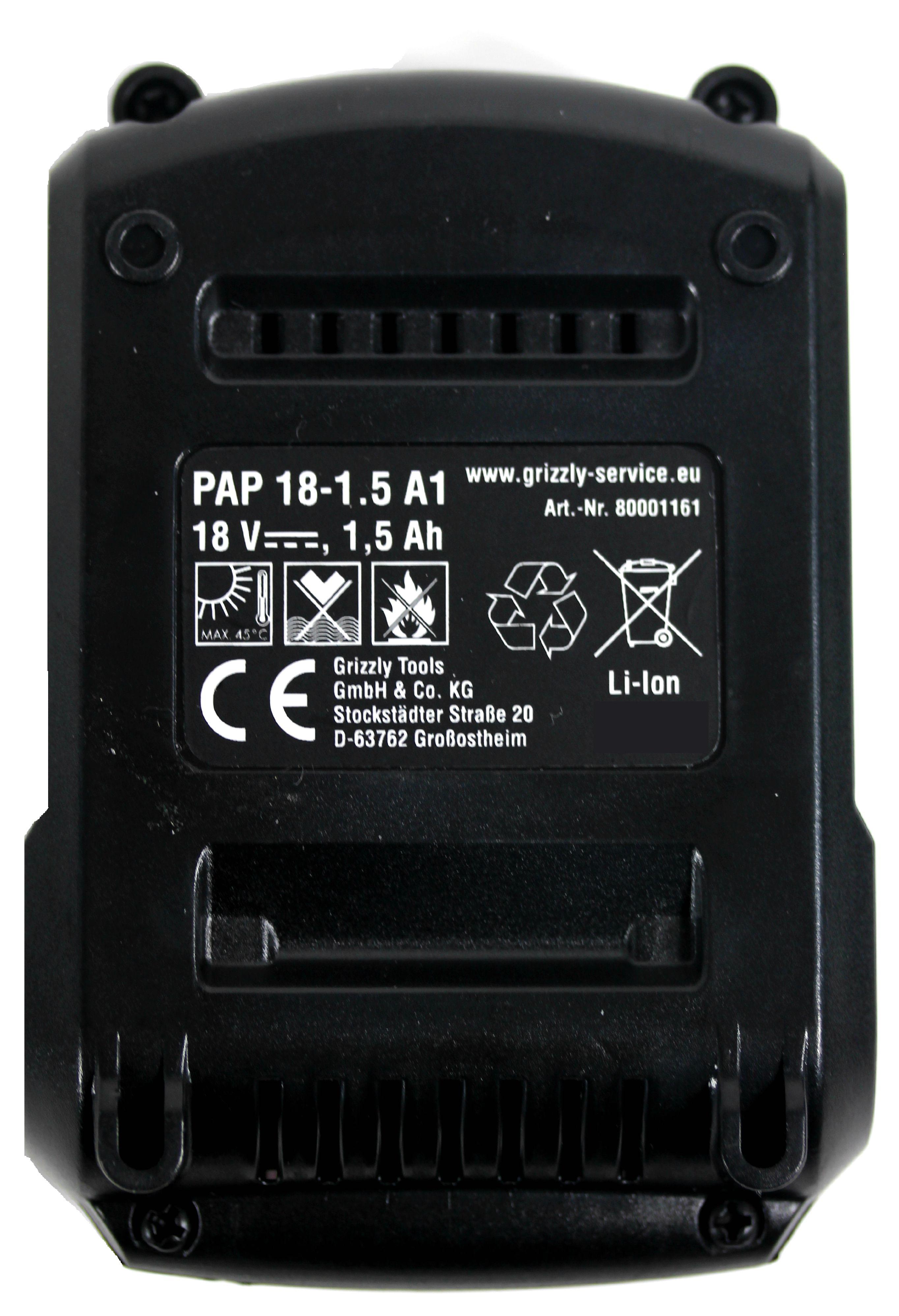 Batterie parkside 18v - Parkside batterie de rechange ...