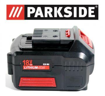 Batterie parkside 18v - Achat outillage parkside ...