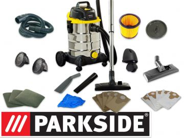 nass trockensauger parkside pnts 1400 a1 53353 zubeh r. Black Bedroom Furniture Sets. Home Design Ideas