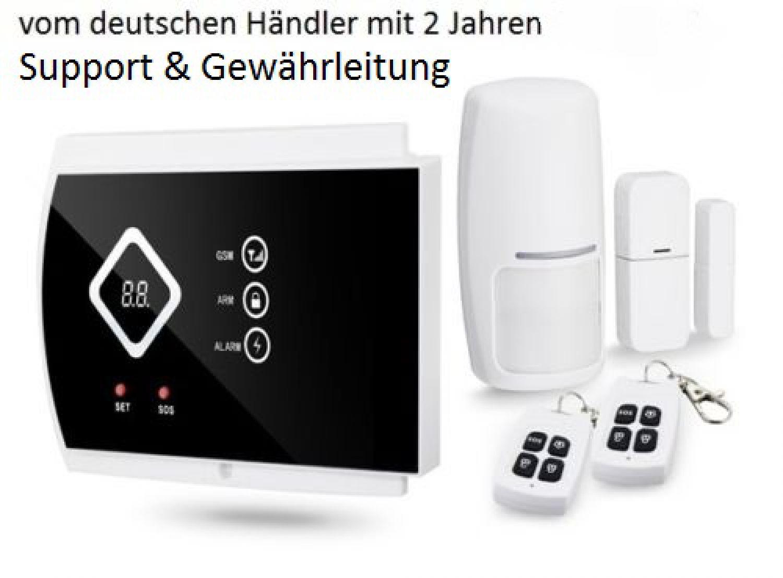 Gemütlich Fest Verdrahtete Alarmsysteme Fotos - Die Besten ...