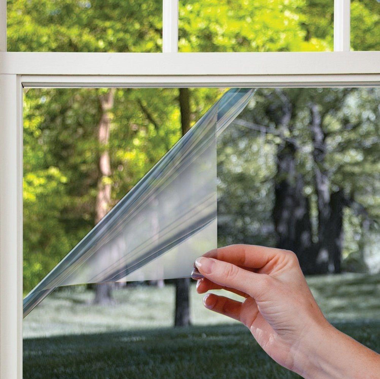 Fensterschutzfolie Glasschutzfolie Abdeckfolie Glass selbstklebend