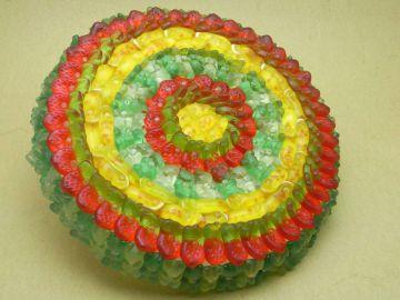 Fruchtgummi Torte Gummibaren Kuchen Gummibaren Torte Geschenk Susses