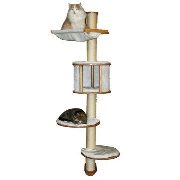 kerbl wandkratzbaum dolomit katzen wand kratzbaum kletterbaum wandmontage ebay. Black Bedroom Furniture Sets. Home Design Ideas