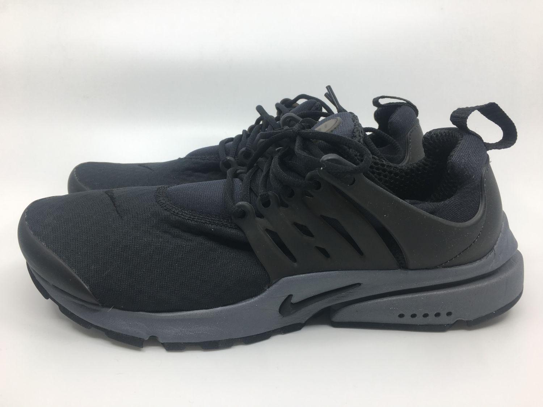 sale retailer 90855 a5f4c Nike Air Presto Essential Gr. 41 schwarz dunkel grau Herren Running Fitness  black