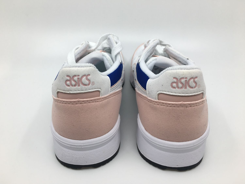 asics damen sneaker rosa