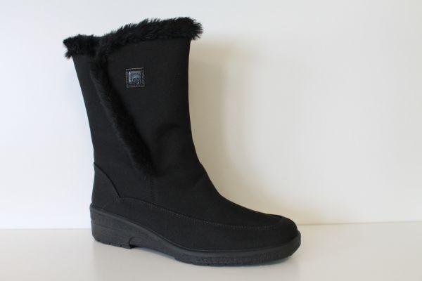 jenny by ara m nchen damen winterstiefel boots tex schwarz weite h gr 36 42. Black Bedroom Furniture Sets. Home Design Ideas