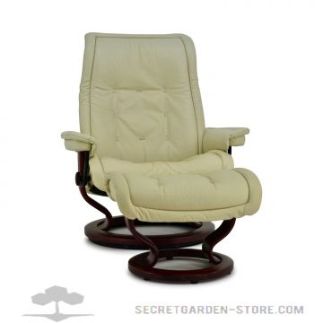 ekornes stressless royal l mit hocker fernsehsessel relaxsessel top. Black Bedroom Furniture Sets. Home Design Ideas