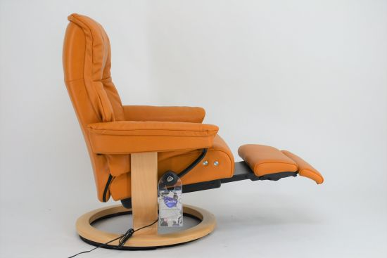 ekornes stressless sessel mayfair l classic legcomfort ledersessel wie neu ebay. Black Bedroom Furniture Sets. Home Design Ideas