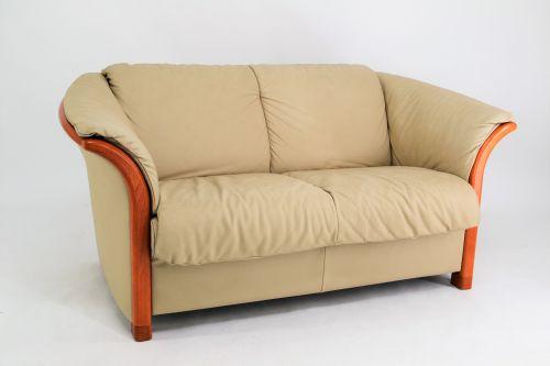 Ekornes stressless sofa manhattan 2 sitzer sofa couch for Sofa nordisch
