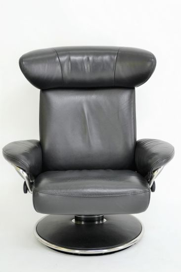 ekornes stressless sessel jazz m fernsehsessel ledersessel top zustand ebay. Black Bedroom Furniture Sets. Home Design Ideas