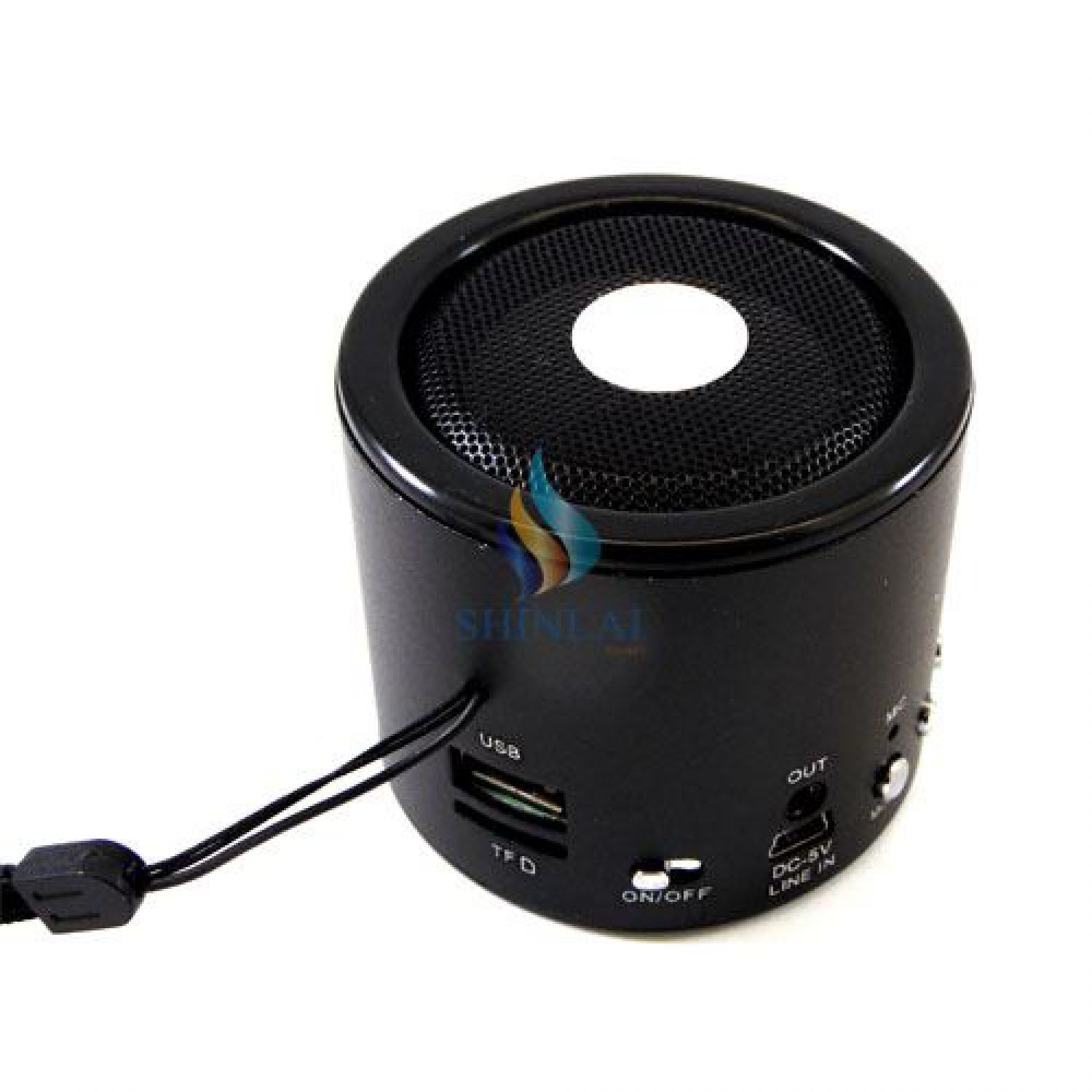 ws q9 mini bluetooth lautsprecher usb stereo speaker mp3 radio musik player ebay. Black Bedroom Furniture Sets. Home Design Ideas