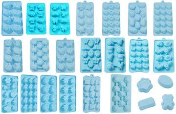 silikonformen zum seifen gie en silikon gie form auswahl ebay. Black Bedroom Furniture Sets. Home Design Ideas