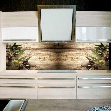Küchenrückwand alu dibond  Küchenrückwand Wandschutz Wandbild Spritzschutz Motiv Rückwand Küche ...