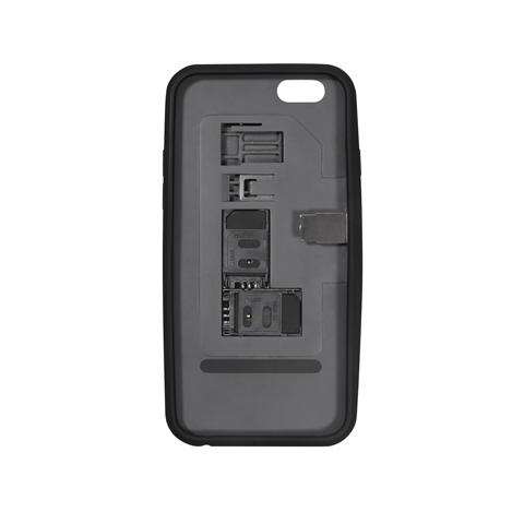 zwei sim karten adapter f r das smartphone 6 dual sim card case adapter ebay. Black Bedroom Furniture Sets. Home Design Ideas