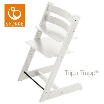 cat gorie b stokke chaise haute tripp trapp white clients article retourn ebay. Black Bedroom Furniture Sets. Home Design Ideas