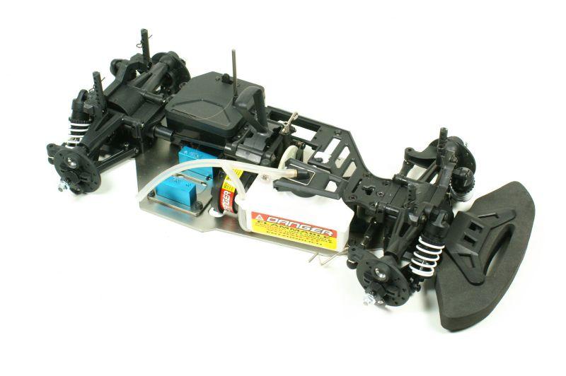 carson cv 10 audi r8 1 10 4wd nitro roller chassis. Black Bedroom Furniture Sets. Home Design Ideas