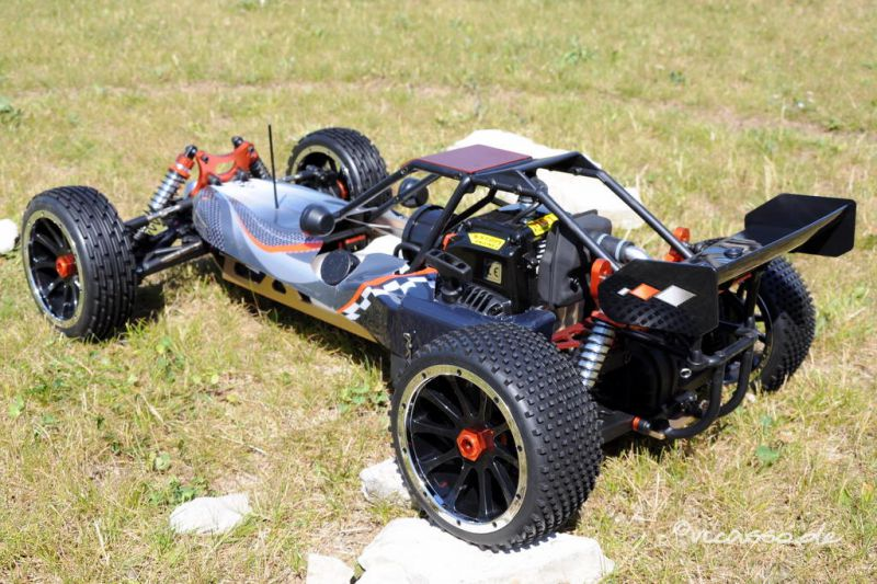amewi pitbull x rc gro er offroad buggy 1 5 30ccm. Black Bedroom Furniture Sets. Home Design Ideas