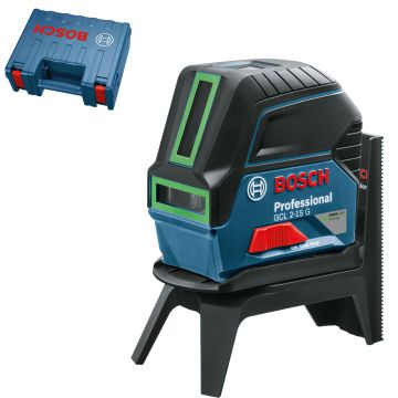 bosch kreuz linienlaser gcl 2 15 g deckenklemme rm1 koffer kombilaser gr n ebay. Black Bedroom Furniture Sets. Home Design Ideas